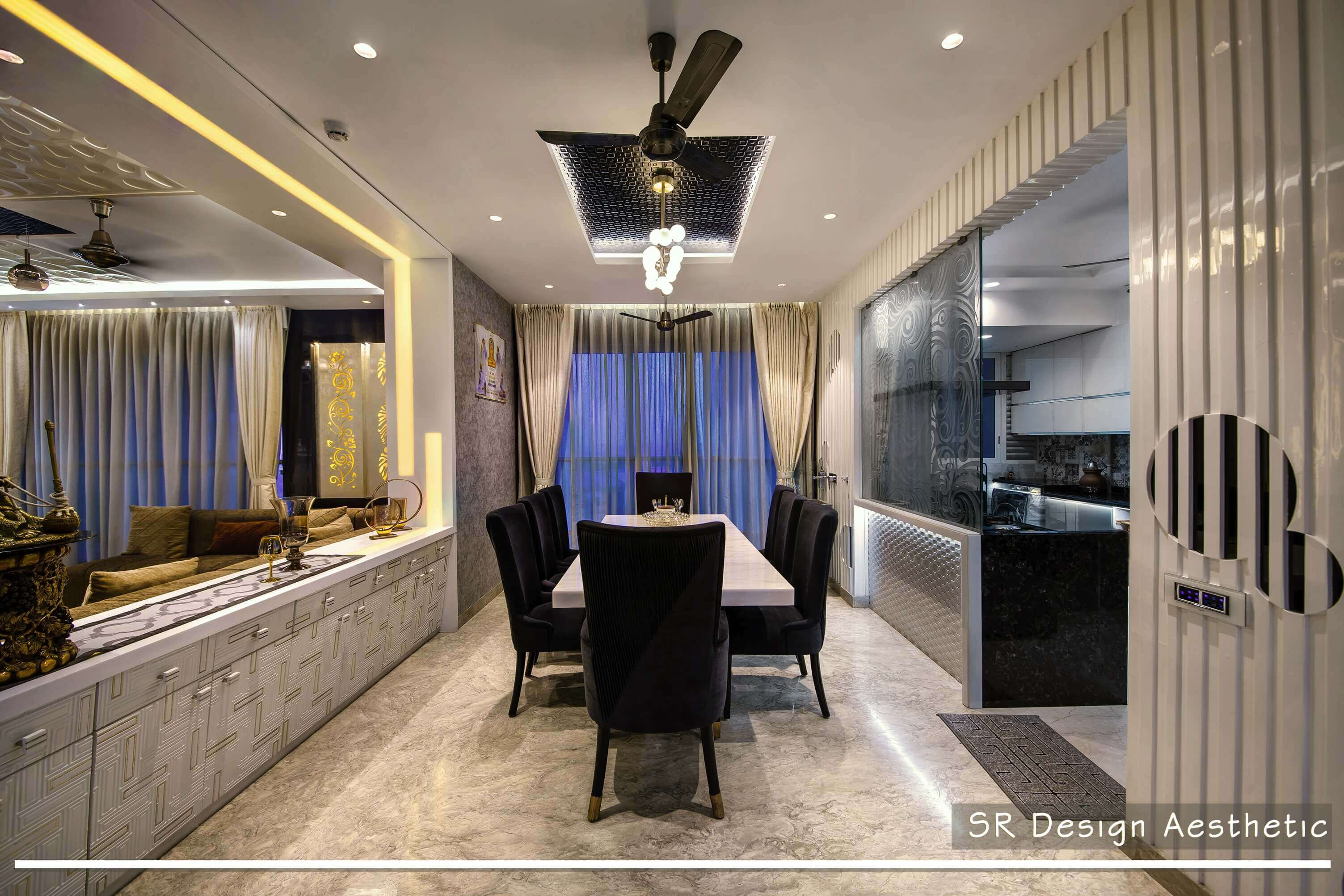 Luxury Dining Area